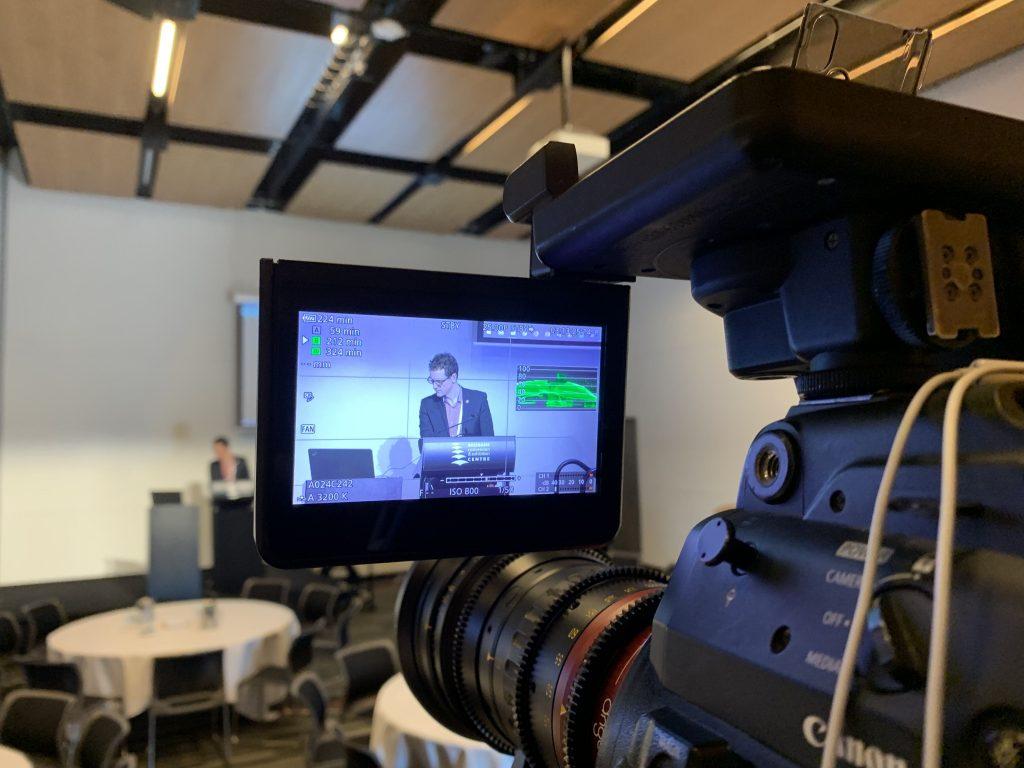 Seminars Live Streaming Brisbane