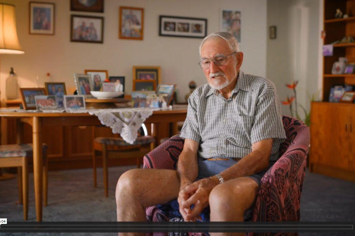 Life story of Reg Snowdon